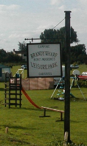 Brandy Wharf Leisure Park - Lincolnshire